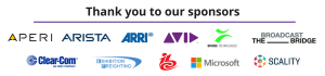 Annual conference sponsors