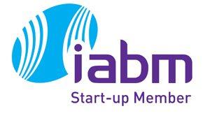 IABM Start Up Membership Logo