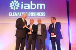 IABM Creative Collaboration Award winner 2017