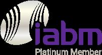 IABM Platinum Member Logo