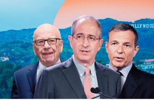 Media Business Highlights - Potential Bidding War for 21st Century Fox on the Horizon