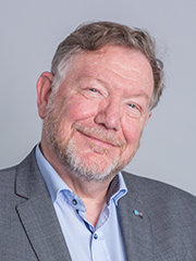 Peter White, IABM