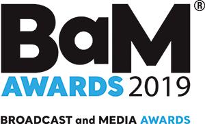 IABM BaM Awards Logo