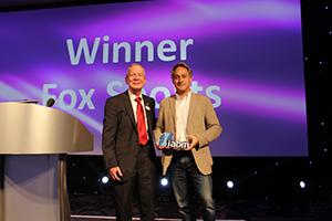 IABM Creative Collaboration Award Winner - Fox Sports