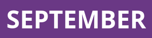 IABM Activity at events - September