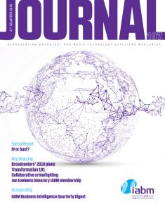 IABM Journal 107
