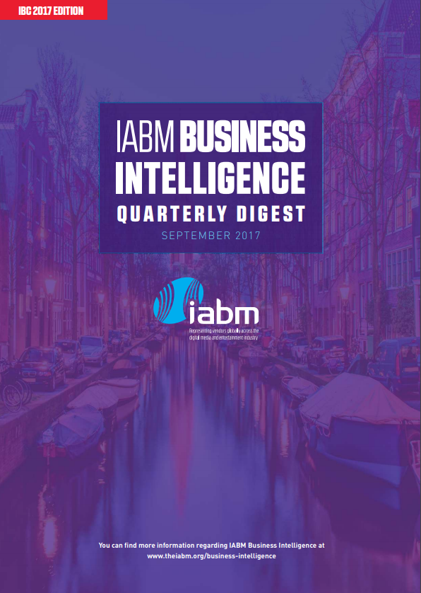 IABMBUSINESS INTELLIGENCE