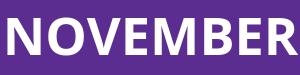 IABM Activity at events - November