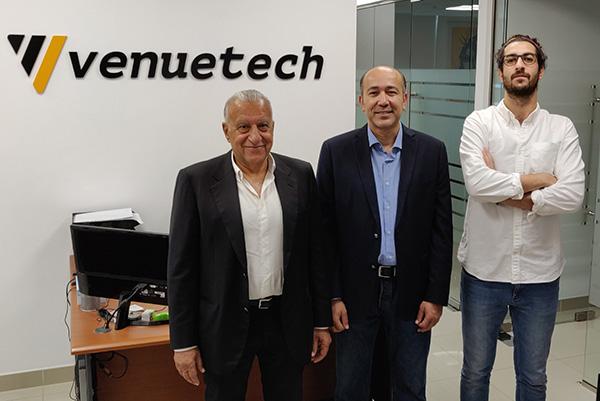 Riedel Communications Chooses Dubai's Venuetech to Distribute Full