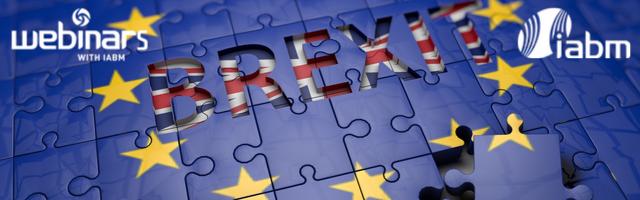 IABM Brexit Webinar