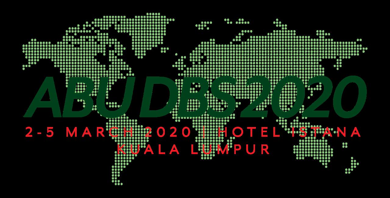 ABU DBS 2020 Logo