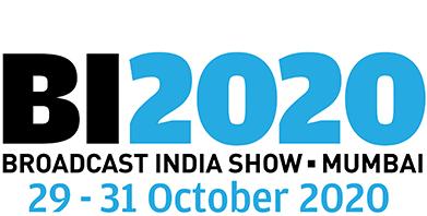BroadcastIndia logo