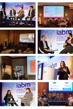 IABM Speaking slots