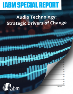 Audio technology report