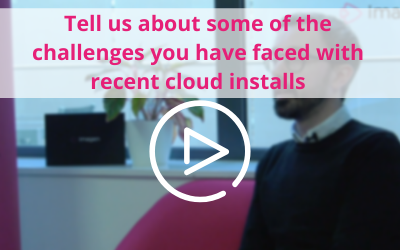Challenges faced by Imagen with new installs