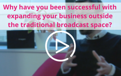 Imagen success outside traditional broadcast space