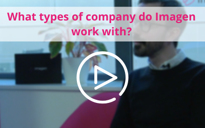 What type of company do imagen work with