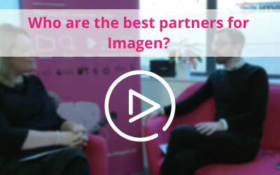 Who are the best partners for Imagen