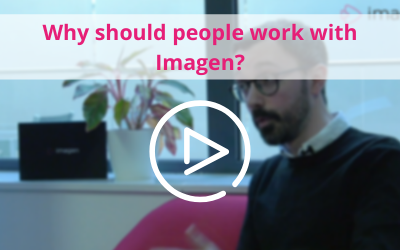 Why should people work with Imagen