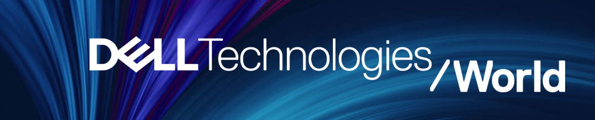 Dell Technology World logo