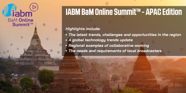 IABM APAC Summit