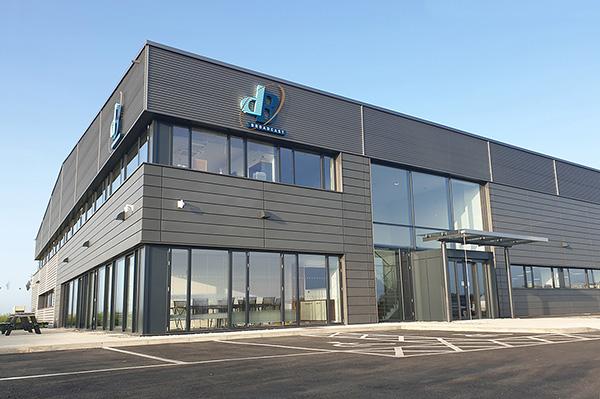 dB Broadcast new purpose-built facility