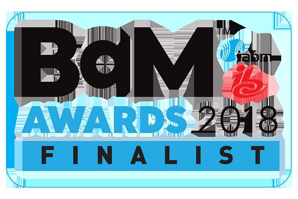 BaM - IBC 2018-Finalist