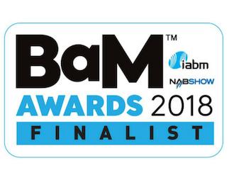 BaM - NAB 2018-Finalist