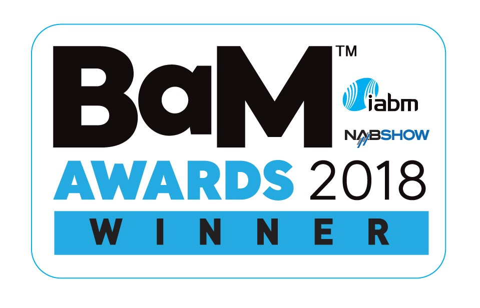 BaM - NAB 2018-Winner