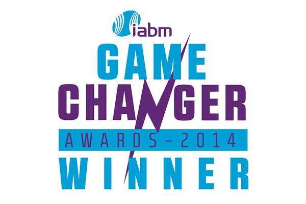 Game Changer 2014-Winner